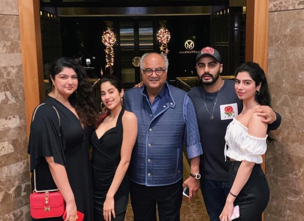 Anshula Kapoor turns a year older and the Kapoor clan gets together for celebration