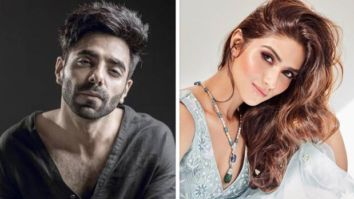 Aparshakti Khurrana bags his first lead role opposite Pranutan Bahl in a film titled Helmet
