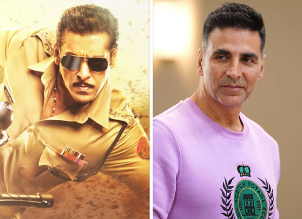Box Office: Salman Khan's Dabangg 3 makes it to Top-5 of 2019, would face the challenge from Akshay Kumar's Good Newwz