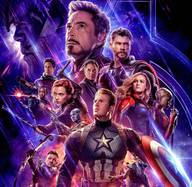 Christmas Special: Get in the holiday spirit with Marvel movies marathon!