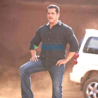 Movie Stills Of The Movie Dabangg 3
