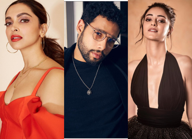 Deepika Padukone and Siddhant Chaturvedi find their third lead in Ananya Panday for Shakun Batra directorial!