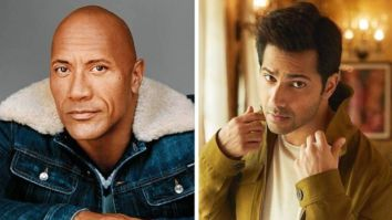 Dwayne Johnson talks about Varun Dhawan and whether he would star in a Bollywood movie