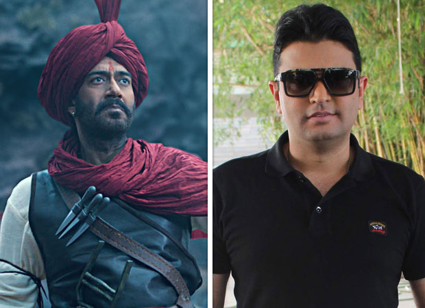 """EXCLUSIVE """"Bhuj The Pride Of India's teaser won't be attached with Tanhaji The Unsung Warrior"""" - Bhushan Kumar"""