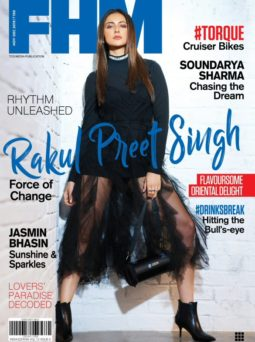 Rakul Preet Singh On The Covers Of FHM