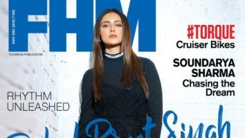 Rakul Preet Singh On The Covers Of FHM