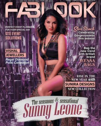 Sunny Leone On The Covers Of Fablook