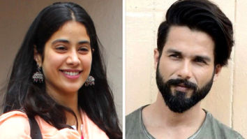 Janhvi Kapoor lends support to Shahid Kapoor's Kabir Singh, says art should make people uncomfortable