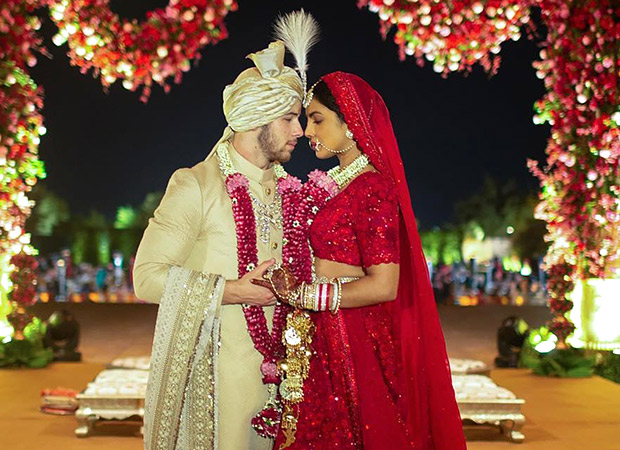 Priyanka Chopra and Nick Jonas share adorable notes for each other on first wedding anniversary