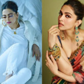 From an all-white Balenciaga outfit to a vibrant Sabyasachi saree, Deepika Padukone shows she can sport any look like a queen!