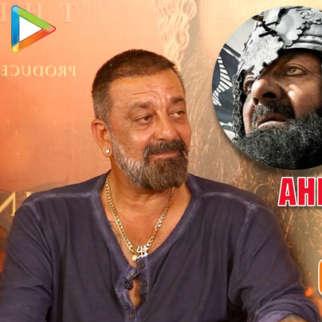 """I disagree that Abdali was a VILLAINOUS character…"": Sanjay Dutt | Arjun | Kriti | Ashutosh | Panipat"