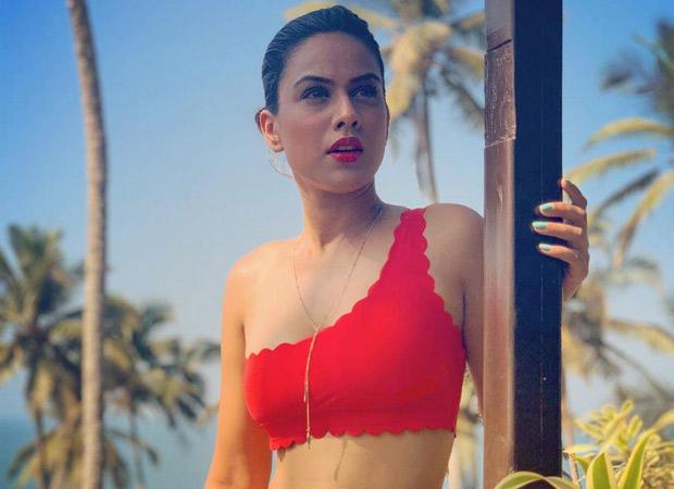 HOT ALERT! Nia Sharma rocks in a red BIKINI on New Year's Eve