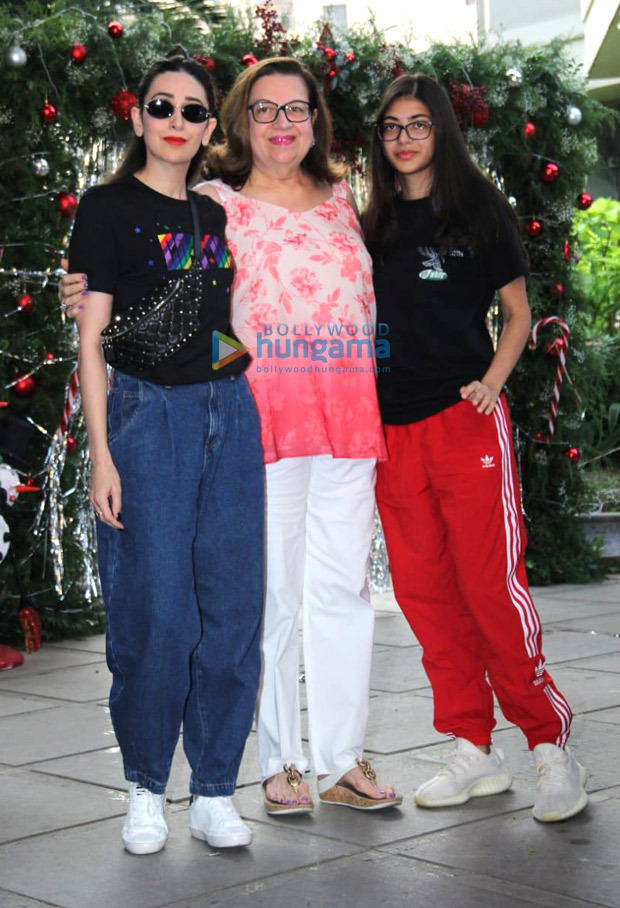 Happy Birthday Taimur Ali Khan: Kareena Kapoor Khan and Saif Ali Khan host Christmas themed party