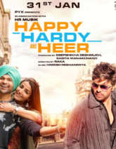 First Look Of The Movie Happy Hardy And Heer