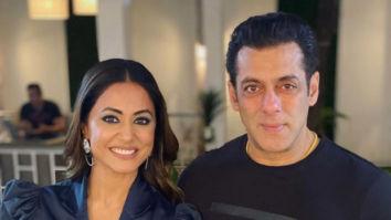 Hina Khan reunites with Salman Khan on the sets of Bigg Boss 13