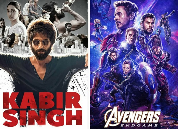 Kabir Singh beats Avengers Endgame as it becomes most searched movie on Google India in 2019