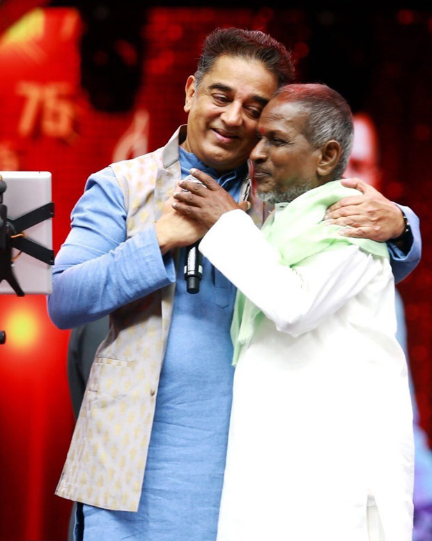 Kamal Haasan sings for Pankaj Kapoor, records Ilaiyaraaja's tune in Hindi at 30 minutes' notice