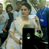 Here's why Kangana Ranaut was issuing tickets at Mumbai railway station