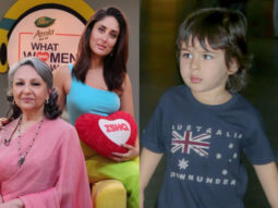 Kareena Kapoor Khan hopes Taimur will be relegated after Virat Kohli and Anushka Sharma have a kid