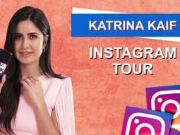 """Katrina Kaif """"I got to catch up with Priyanka Chopra who doesn't…"""" Instagram Tour"""