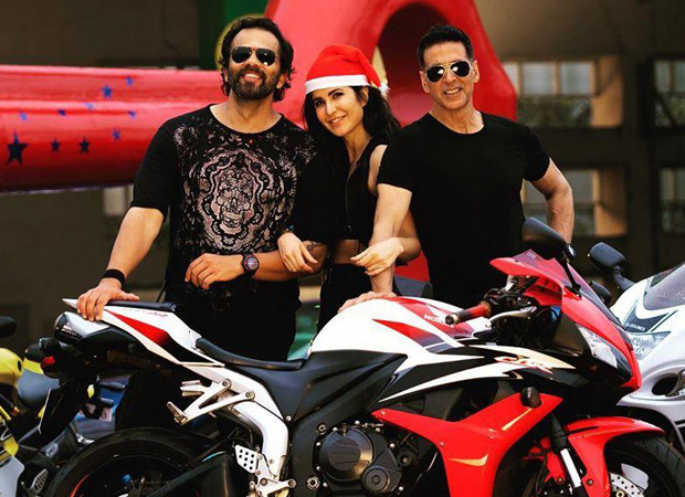 Katrina Kaif to play a doctor in Rohit Shetty's Sooryavanshi