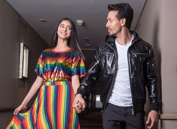 Khaali Peeli Ananya Panday finds it difficult to shoot at night and Tiger Shroff is the reason behind it!