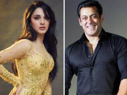 Kiara Advani reveals Salman Khan called her parents to congratulate them on their daughter's success after Kabir Singh