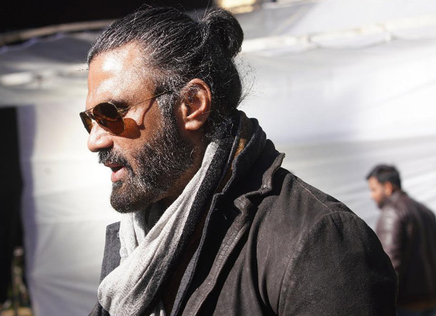 LEAKED! Suniel Shetty makes for a glamorous villain in the first look picture from Darbar