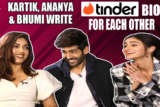 LOL Kartik, Ananya & Bhumi write Tinder Bio & Matrimonial Ads for each other Pati, Patni Aur Woh