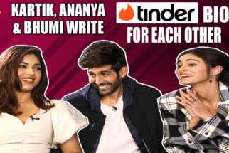 LOL Kartik, Ananya & Bhumi write Tinder Bio & Matrimonial Ads for each other Pati, Patni Aur Woh