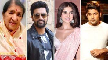 Lata Mangeshkar, Vicky Kaushal, Tara Sutaria, Siddharth Shukla among top 10 googled personalities of the year