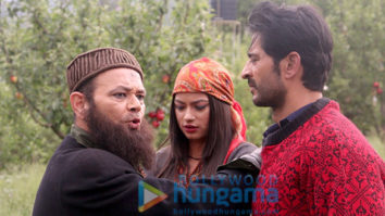 Movie Stills Of The Movie Mudda 370 J&K