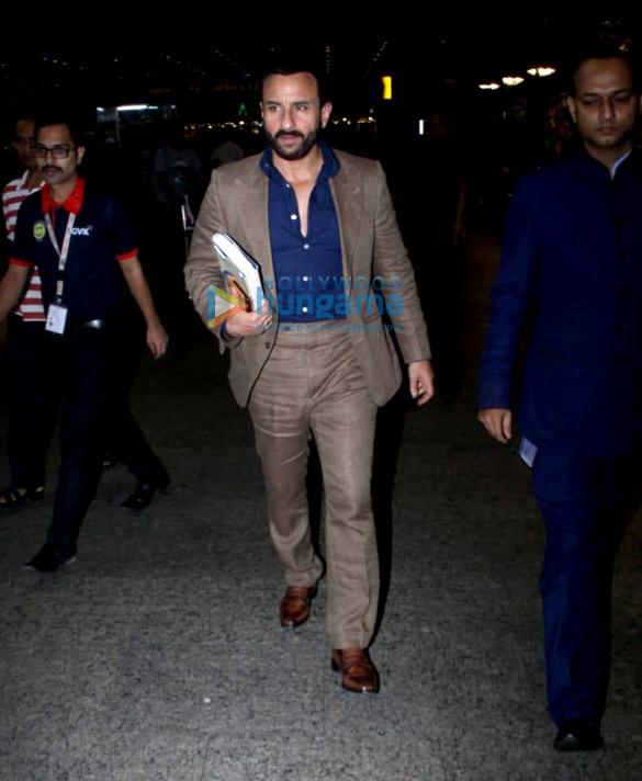 Photos: Ajay Devgn, Kajol, Saif Ali Khan, Sonakshi Sinha and others snapped at the airport