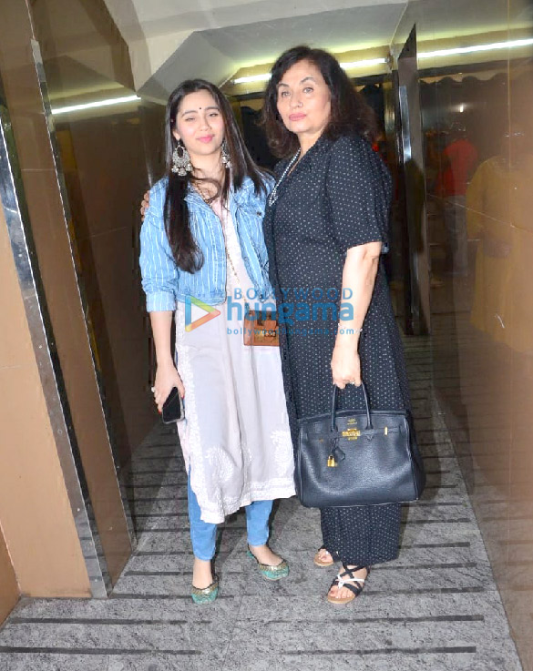 Photos Ananya Panday, Kiara Advani, Diljit Dosanjh and others grace the special screening of Good Newwz at PVR Juhu (5)