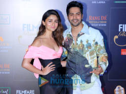 Photos: Celebs grace Filmfare Glamour and Style Awards 2019