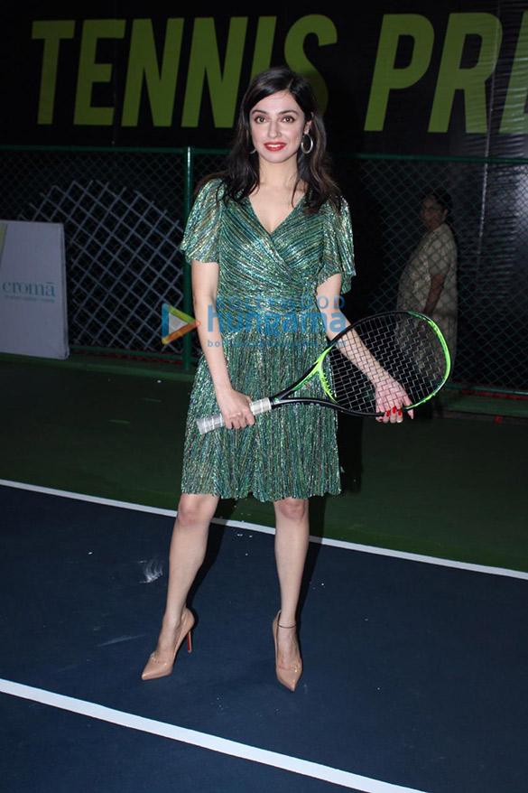 Photos Celebs grace opening of Tennis League 2019 (3)