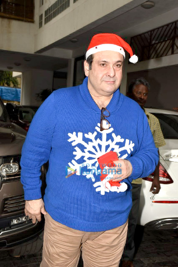 Photos Celebs snapped at Kunal Kapoor's Christmas brunch in Juhu2 (5)