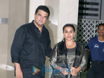Photos: Celebs snapped at Salman Khan's birthday bash