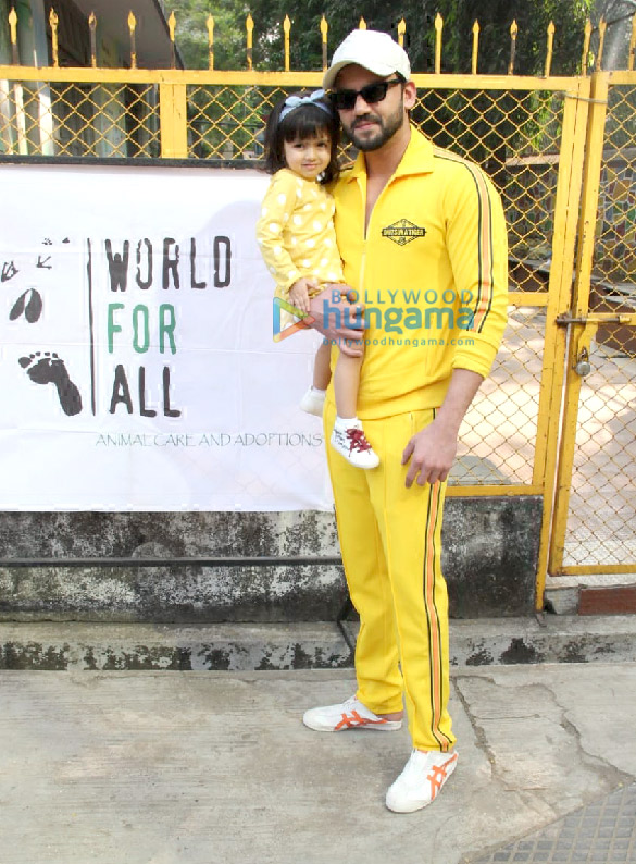 Photos: Daisy Shah, Zaheer Iqbal and Natasha Dalal grace Adoptathon 2019