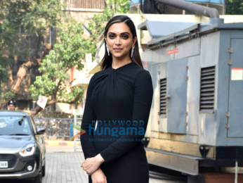 Photos: Deepika Padukone, Vikrant Massey grace the trailer launch of Chhapaak