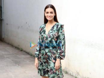 Photos: Dia Mirza snapped in Mumbai