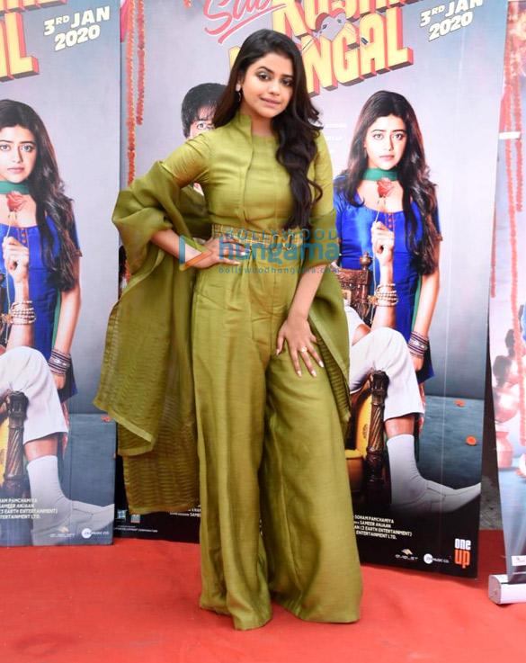 Photos Riva Kishan snapped promoting her film Sab Kushal Mangal (1)