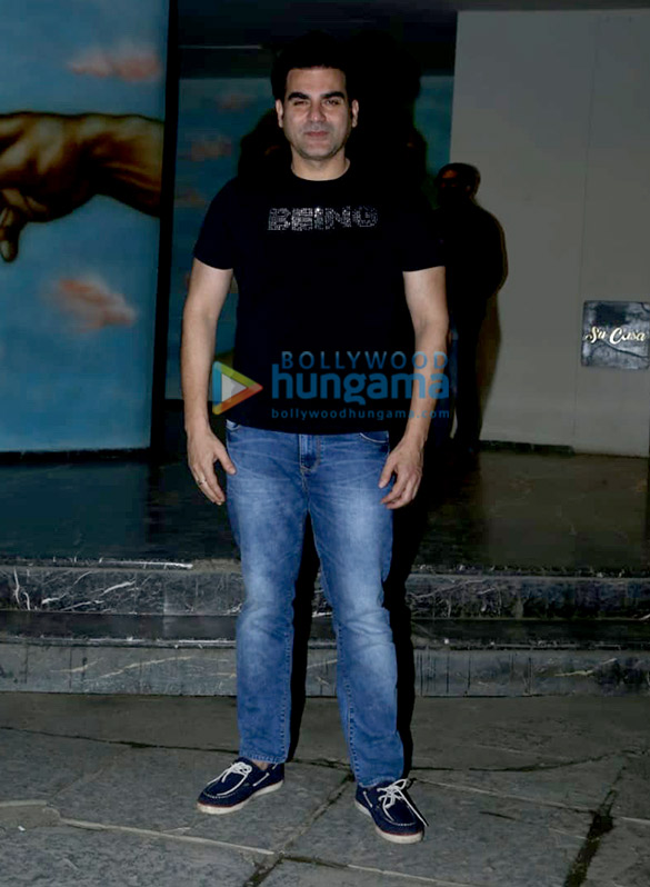 Photos Salman Khan, Sonakshi Sinha, Daisy Shah and others grace Saiee Manjrekar's birthday bash (10)