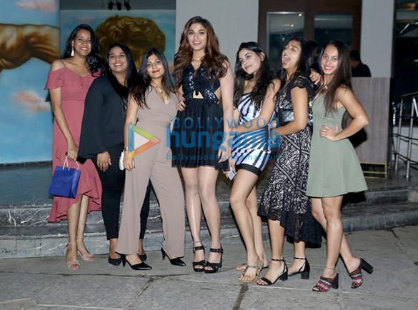 Photos Salman Khan, Sonakshi Sinha, Daisy Shah and others grace Saiee Manjrekar's birthday bash (5)