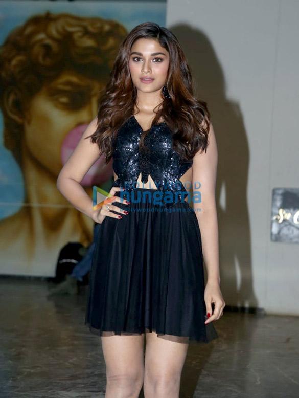 Photos Salman Khan, Sonakshi Sinha, Daisy Shah and others grace Saiee Manjrekar's birthday bash (7)