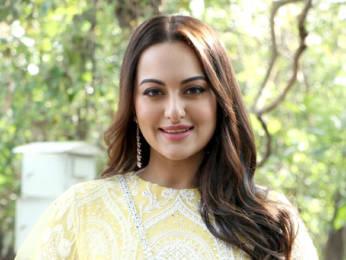 Photos: Sonakshi Sinha snapped promoting her film Dabangg 3