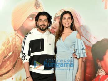 Photos: Sunny Singh Nijjar, Sonnalli Seygall and others grace the trailer launch of Jai Mummy Di