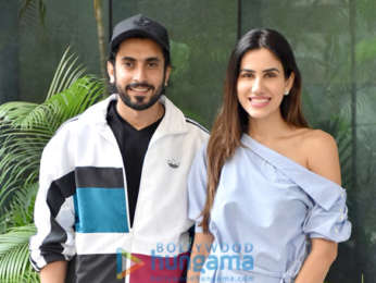 Photos: Sunny Singh Nijjar and Sonnalli Seygall snapped at Luv Films' office