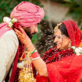Pictures Mona Singh ties the knot with beau Shyam, looking like the quintessential Indian bride