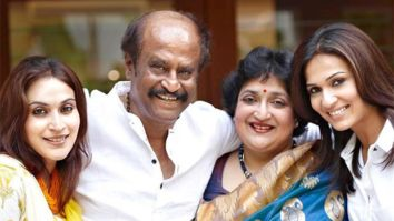 Rajinikanth's daughters Aishwarya and Soundarya wish their 'Appa' on his birthday with heartwarming posts